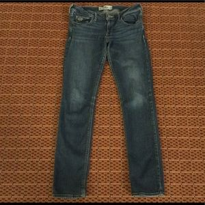 HOLLISTER WOMENS JEANS 9R 29x33